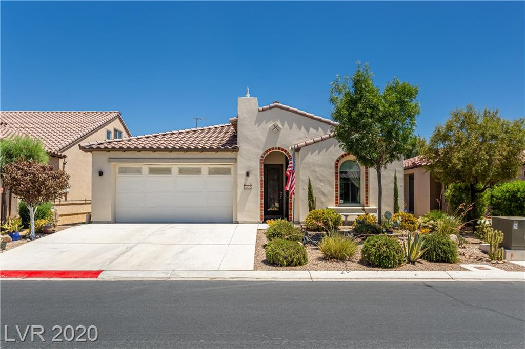 5652 Serenity Haven Street Property Photo - North Las Vegas, NV real estate listing