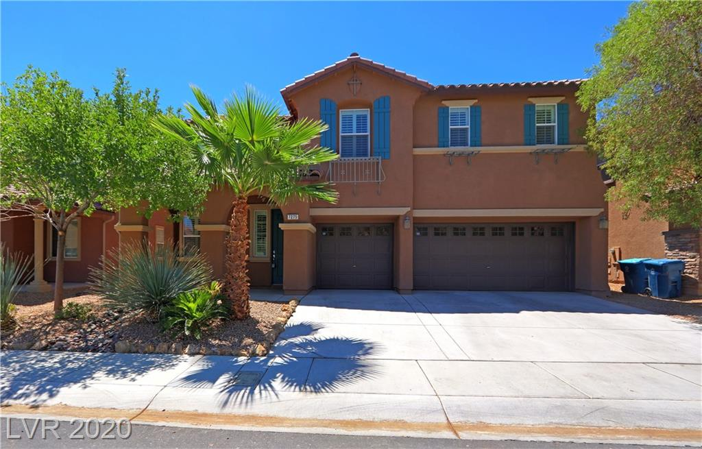 7275 Arrowrock Avenue Property Photo - Las Vegas, NV real estate listing