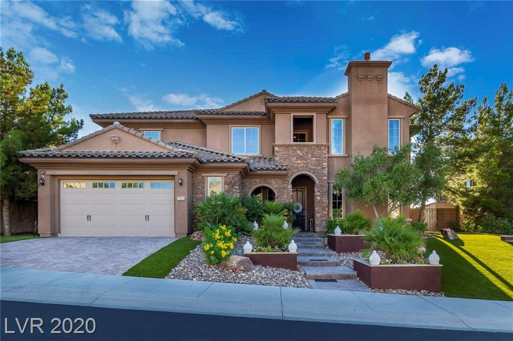 2853 Saint Dizier Drive Property Photo - Henderson, NV real estate listing