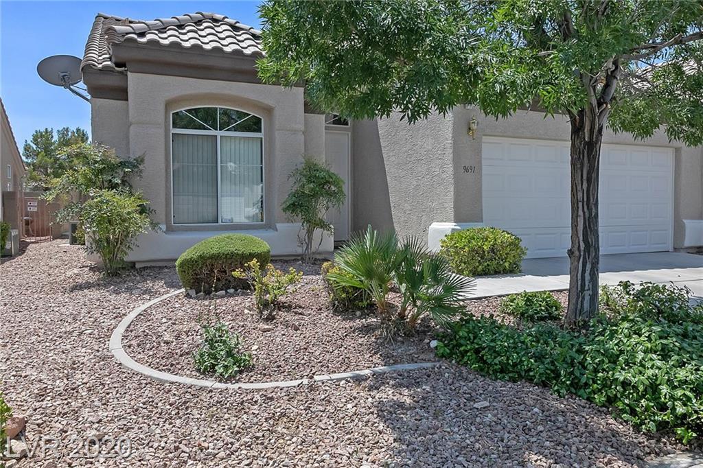 9691 Donner Springs Avenue Property Photo - Las Vegas, NV real estate listing