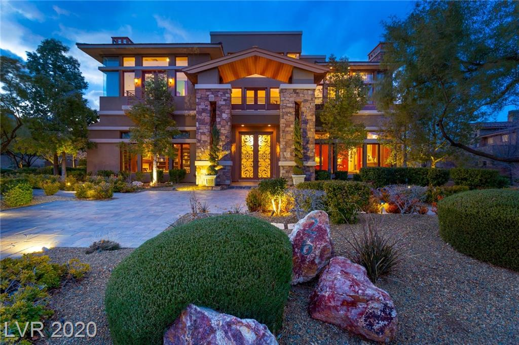 26 PROMONTORY RIDGE Drive Property Photo - Las Vegas, NV real estate listing