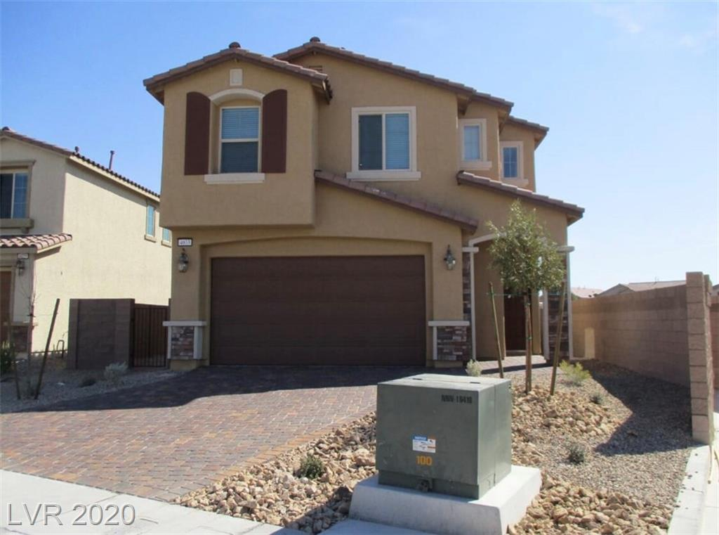 4033 Fire Fox Drive Property Photo - Las Vegas, NV real estate listing