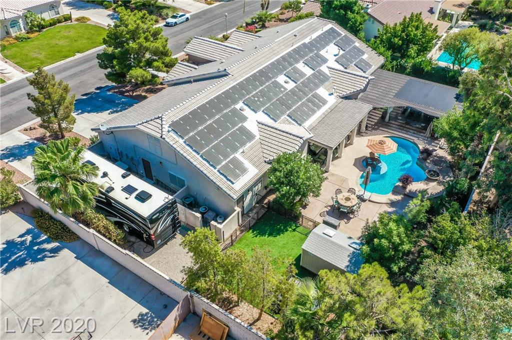 7451 Ohana Court Property Photo - Las Vegas, NV real estate listing