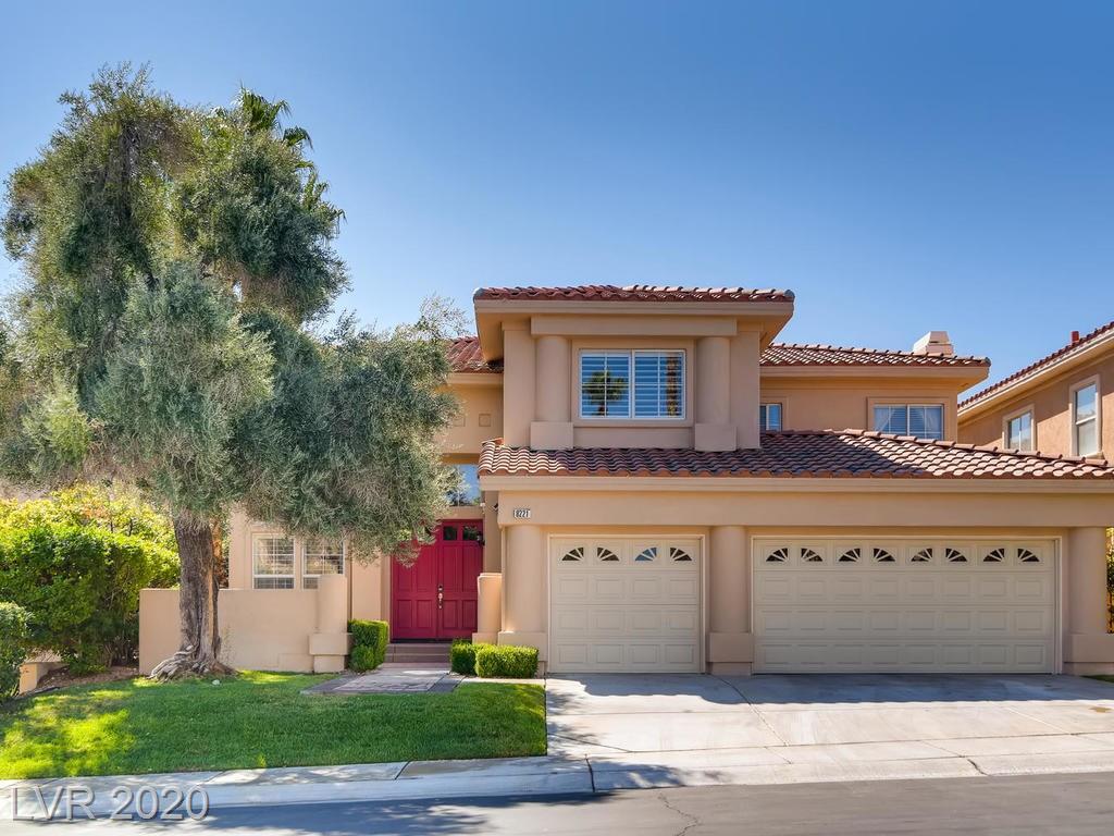 8221 Taos Paseo Avenue Property Photo - Las Vegas, NV real estate listing