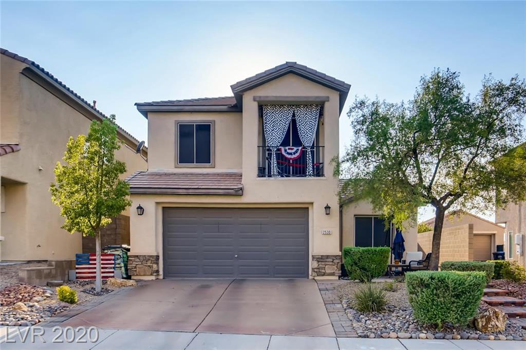2533 Libberton Street Property Photo - Henderson, NV real estate listing