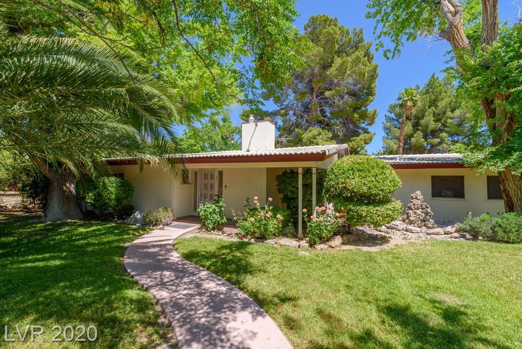 711 Campbell Drive Property Photo - Las Vegas, NV real estate listing
