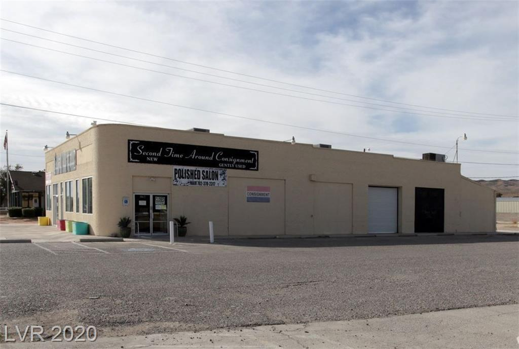 3165 Moapa Valley Boulevard Property Photo - Logandale, NV real estate listing