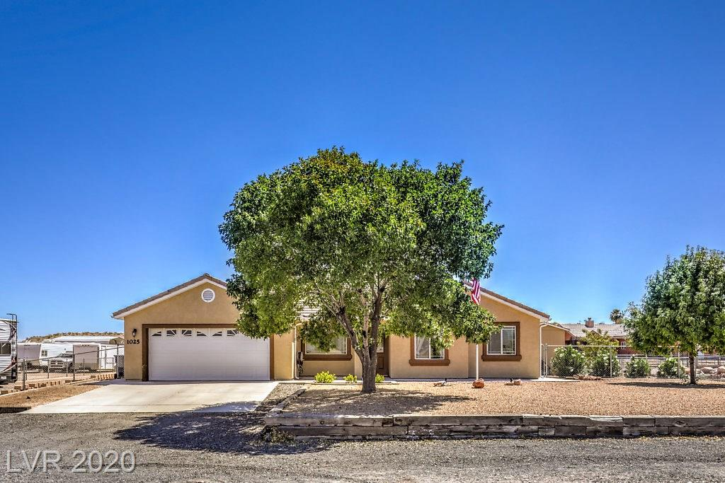 1025 McKnight Avenue Property Photo - Moapa, NV real estate listing
