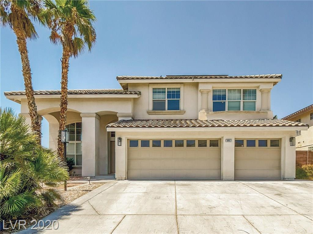 3863 Ruskin Street Property Photo - Las Vegas, NV real estate listing