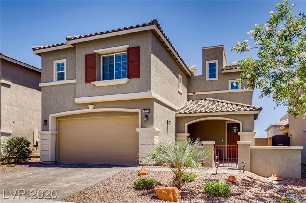 6772 Bristle Falls Street Property Photo - Las Vegas, NV real estate listing