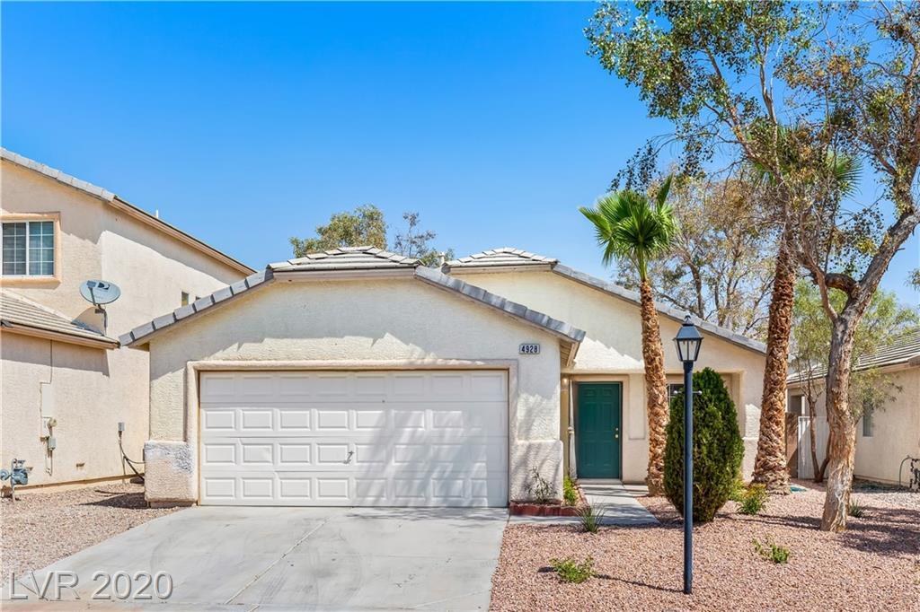 4928 Whispering Spring Avenue Property Photo - Las Vegas, NV real estate listing