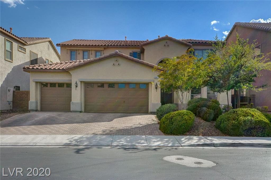 6941 Puetollano Drive Property Photo - North Las Vegas, NV real estate listing