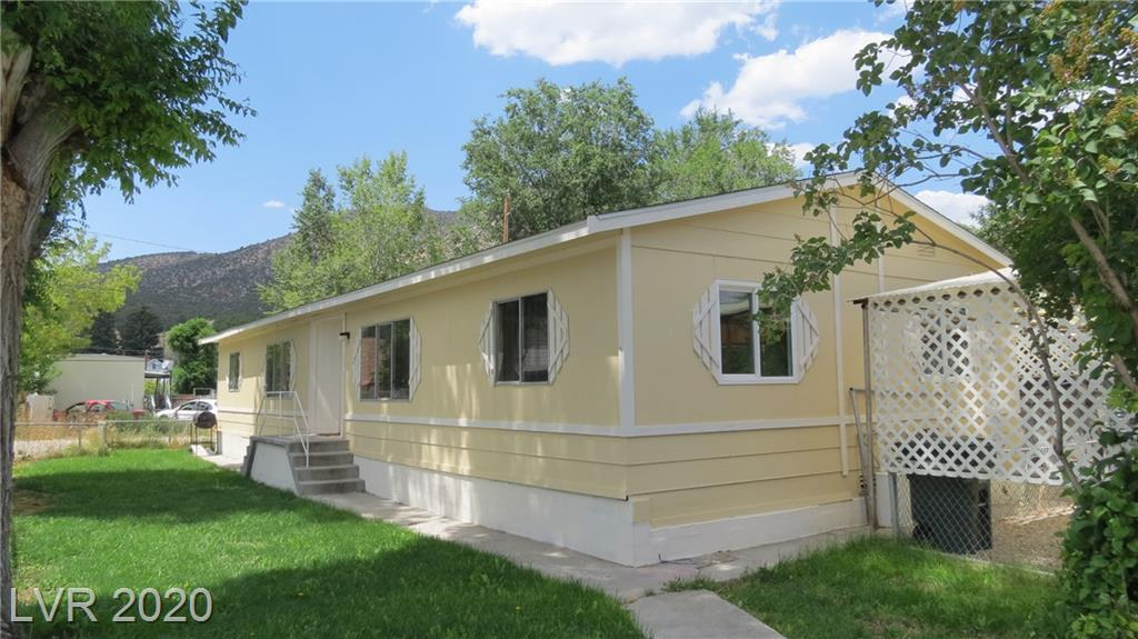 475 Parker Avenue Property Photo - Ely, NV real estate listing