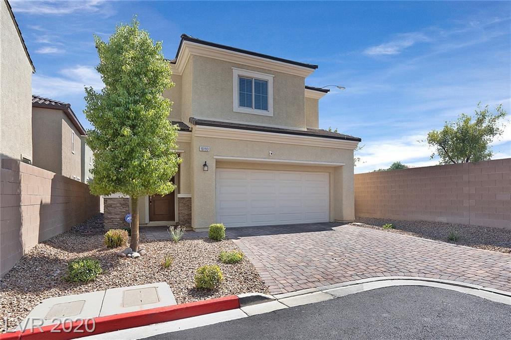 10193 Sunny Sky Court Property Photo - Las Vegas, NV real estate listing