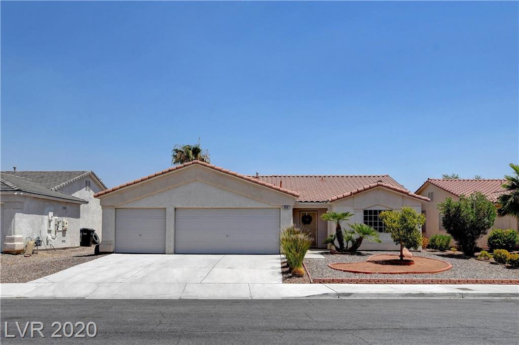 5212 Red Vine Street Property Photo - North Las Vegas, NV real estate listing