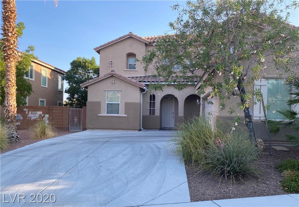 2609 Mountain Rail Drive Property Photo - North Las Vegas, NV real estate listing