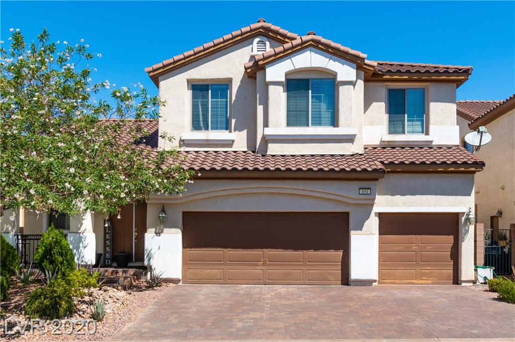 654 Ember Rock Avenue Property Photo - Henderson, NV real estate listing