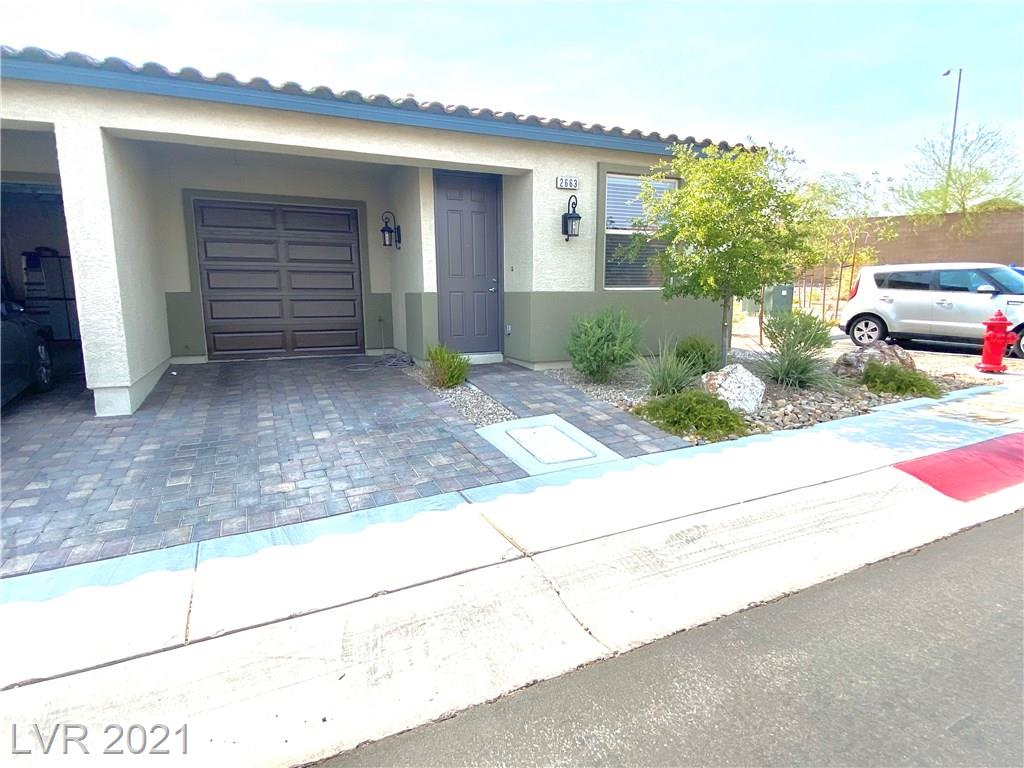2663 Chinaberry Hill Street Property Photo - Laughlin, NV real estate listing