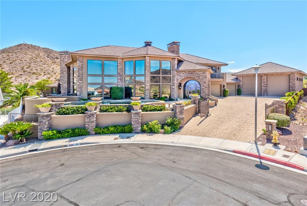 836 Temple Rock Court Property Photo - Boulder City, NV real estate listing