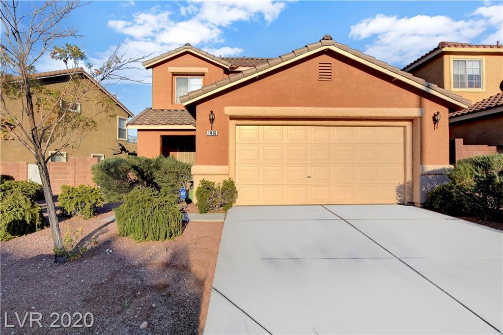 1416 Swanbrooke Drive Property Photo - Las Vegas, NV real estate listing