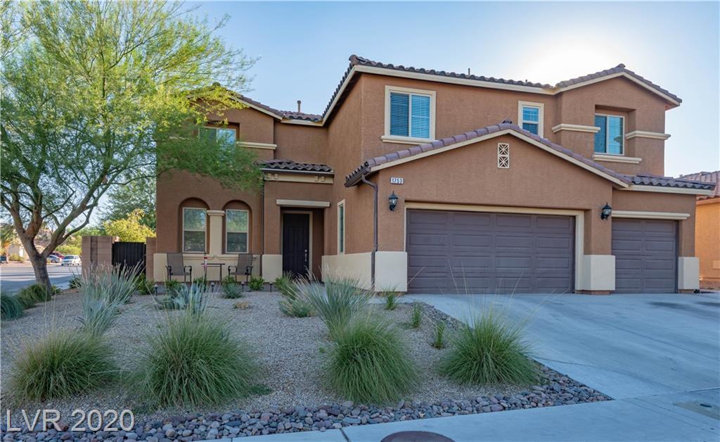 1753 Gentle Brook Street Property Photo - North Las Vegas, NV real estate listing