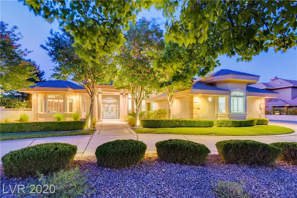 9812 Winter Palace Drive Property Photo - Las Vegas, NV real estate listing