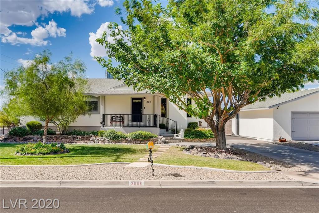 200 E Desert Rose Drive Property Photo - Henderson, NV real estate listing