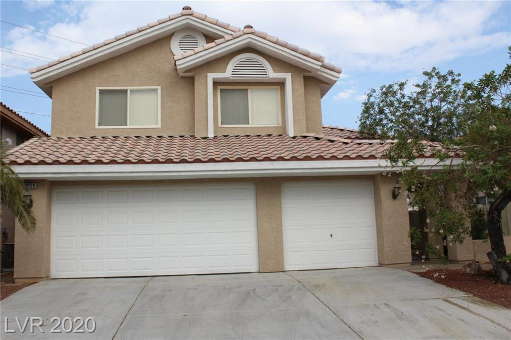 3920 Country Lights Street Property Photo - Las Vegas, NV real estate listing