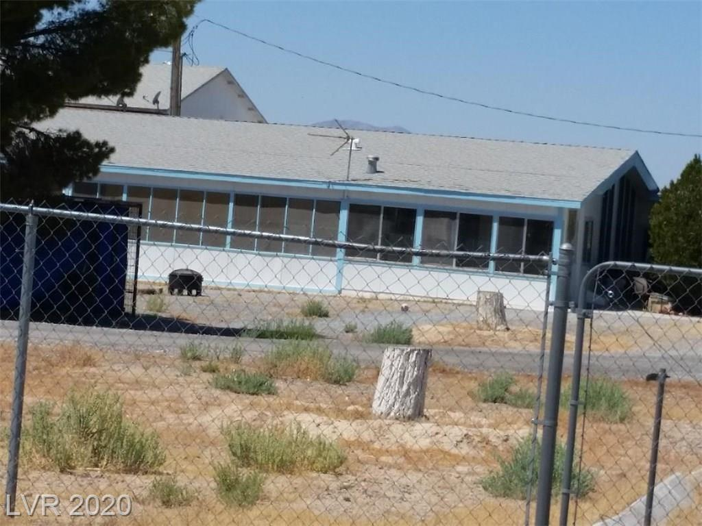 1650 Sharon Street Property Photo - Pahrump, NV real estate listing