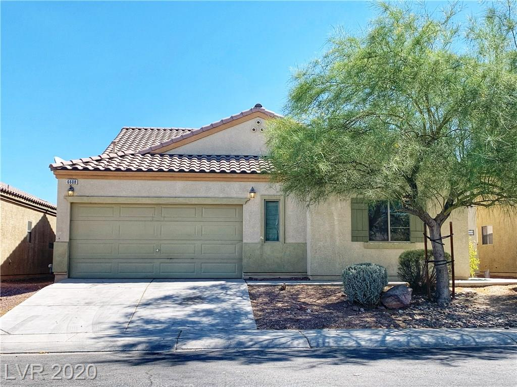 6608 Johnny Love Lane Property Photo - North Las Vegas, NV real estate listing