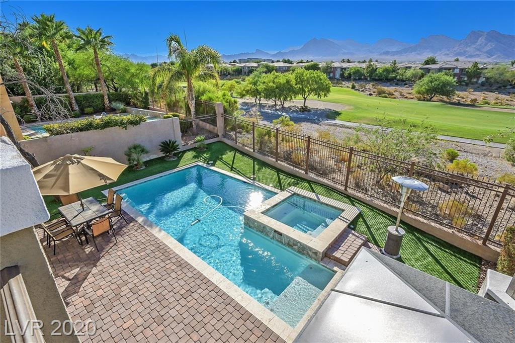 621 Pinnacle Heights Lane Property Photo - Las Vegas, NV real estate listing