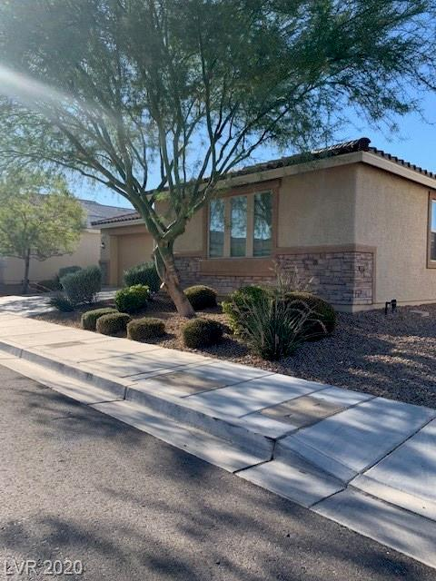 1614 Moorland Bluffs Avenue Property Photo - Henderson, NV real estate listing
