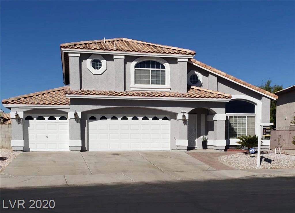 2702 Coventry Green Avenue Property Photo - Henderson, NV real estate listing