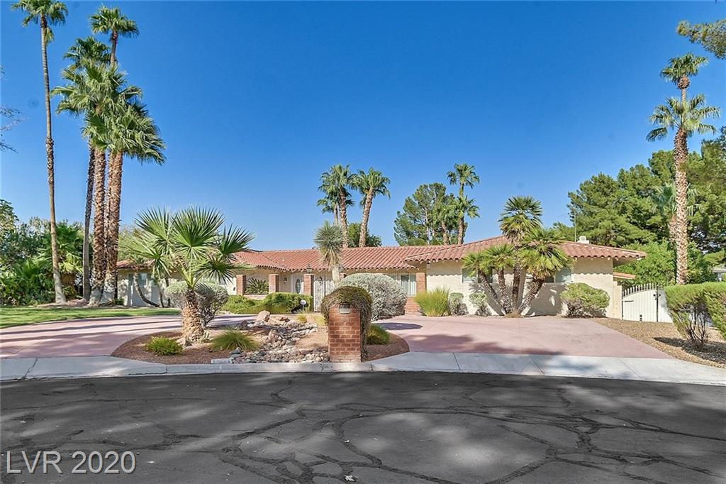 121 STONEWOOD Court Property Photo - Las Vegas, NV real estate listing