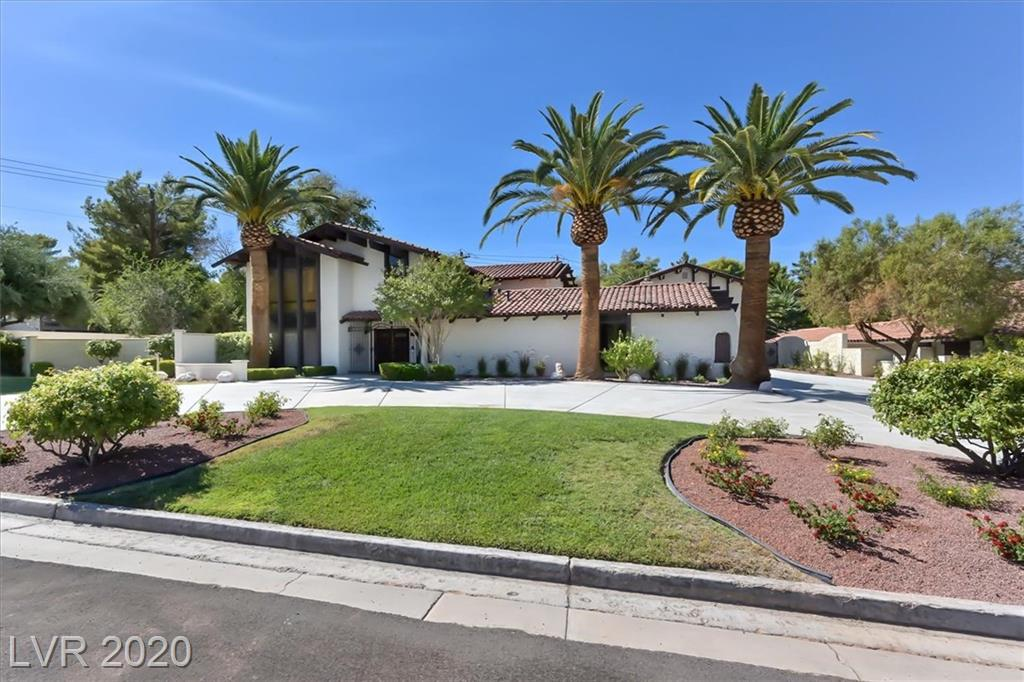 3016 La Mesa Drive Property Photo - Henderson, NV real estate listing