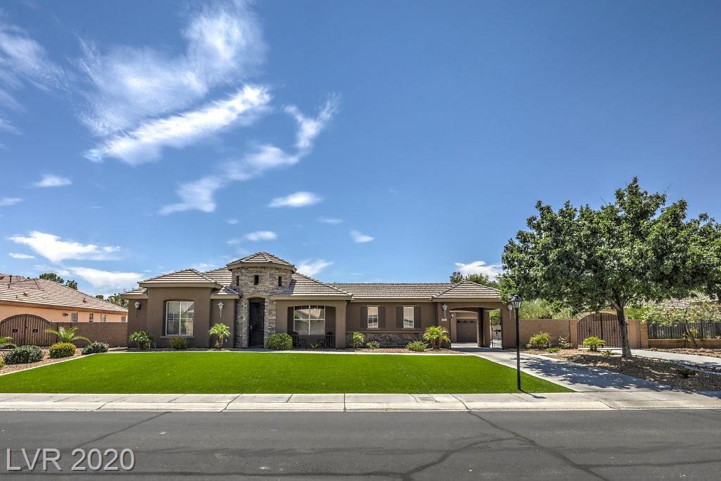 5851 Pristine Falls Avenue Property Photo