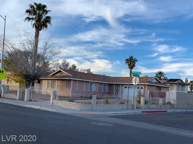 6160 University Avenue Property Photo - Las Vegas, NV real estate listing