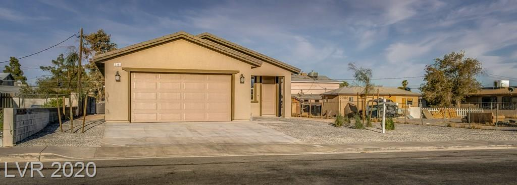 2306 Bassler Street Property Photo - North Las Vegas, NV real estate listing