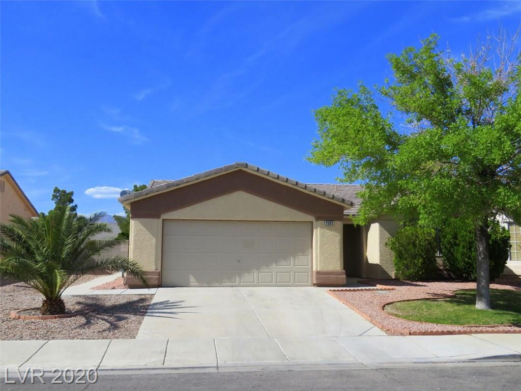 2502 Roaring Lion Avenue Property Photo - North Las Vegas, NV real estate listing
