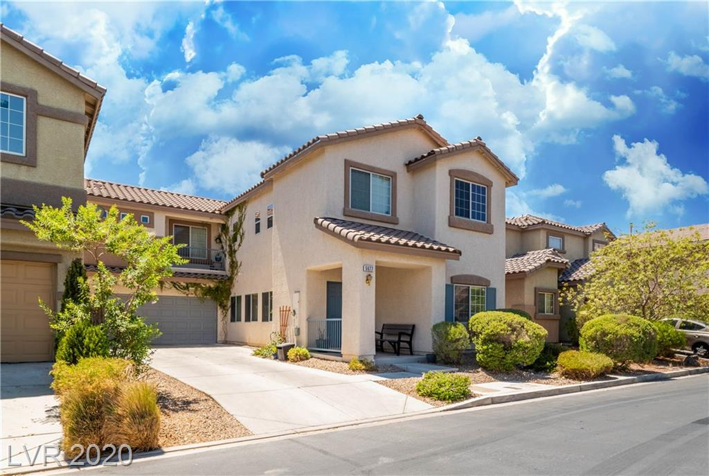 5677 Low Stakes Court Property Photo - Las Vegas, NV real estate listing