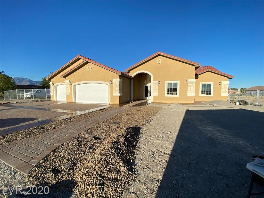 3051 Sagebrush Avenue Property Photo - Pahrump, NV real estate listing