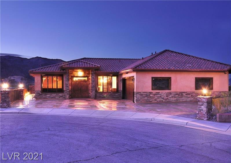399 CATS EYE Drive Property Photo - Boulder City, NV real estate listing