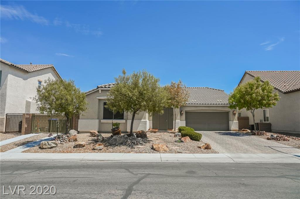 8208 Silver Vine Street Property Photo - North Las Vegas, NV real estate listing