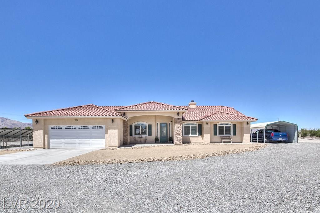 3150 S JOLLIE Property Photo - Pahrump, NV real estate listing