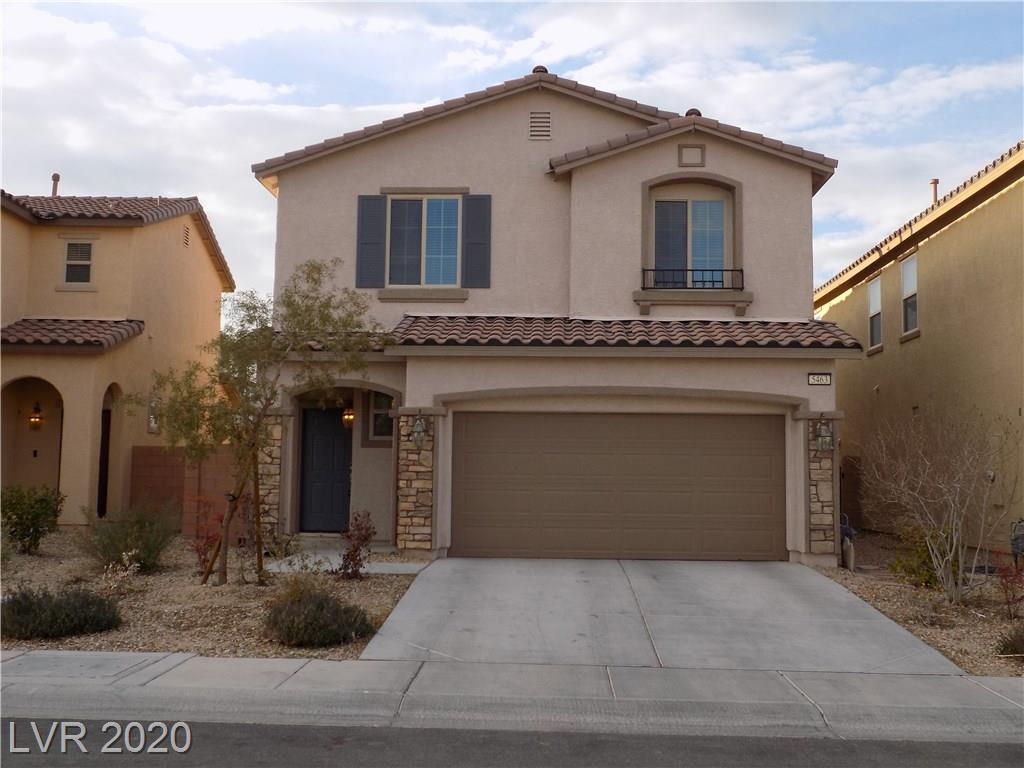 5463 Funks Grove Lane Property Photo - Las Vegas, NV real estate listing