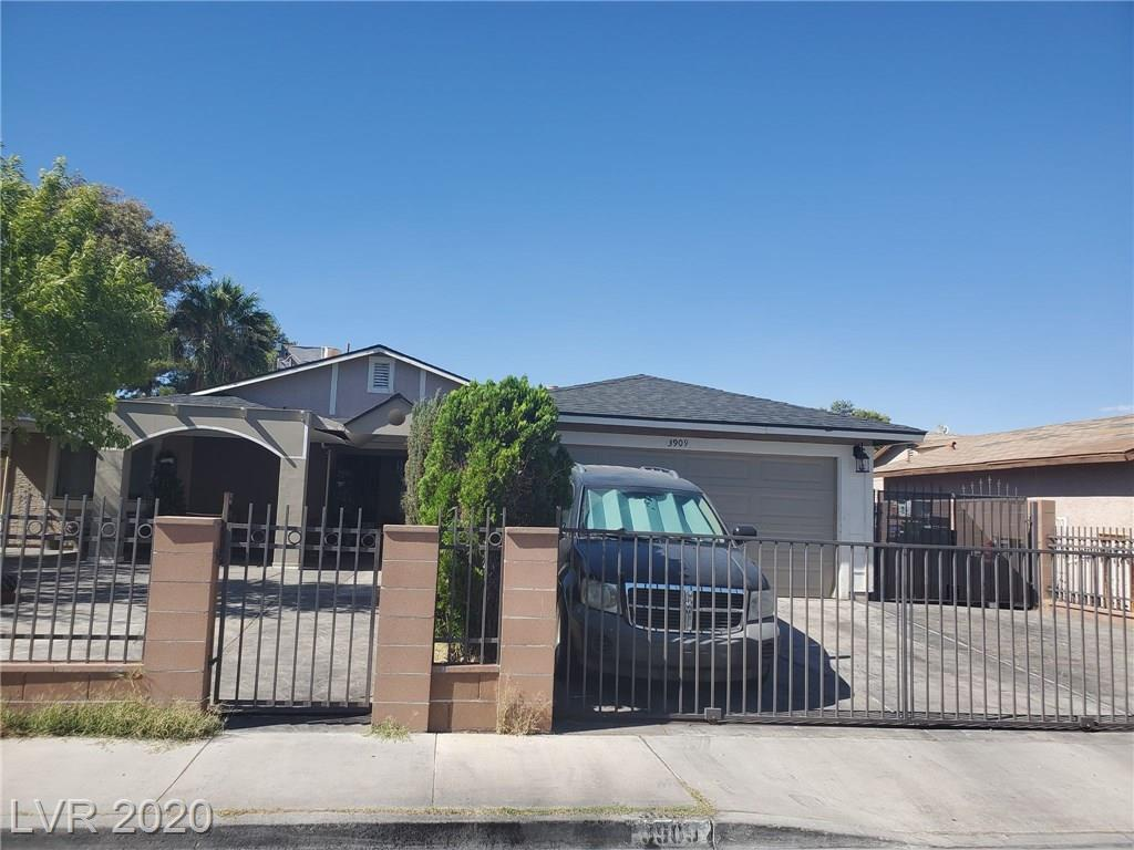 3909 Valley Forge Avenue Property Photo - Las Vegas, NV real estate listing