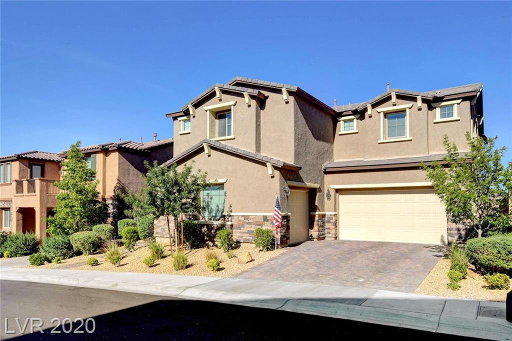 1164 Apollo Gardens Street Property Photo - Henderson, NV real estate listing