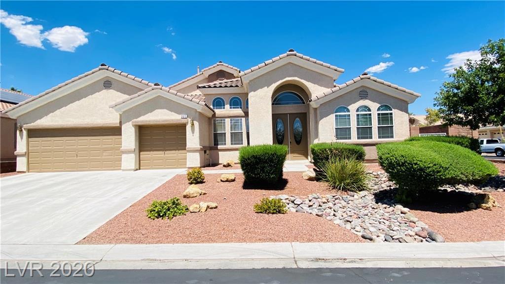 2610 Tercel Way Property Photo - Las Vegas, NV real estate listing