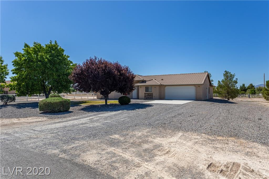 1741 Ginger Circle Property Photo - Pahrump, NV real estate listing