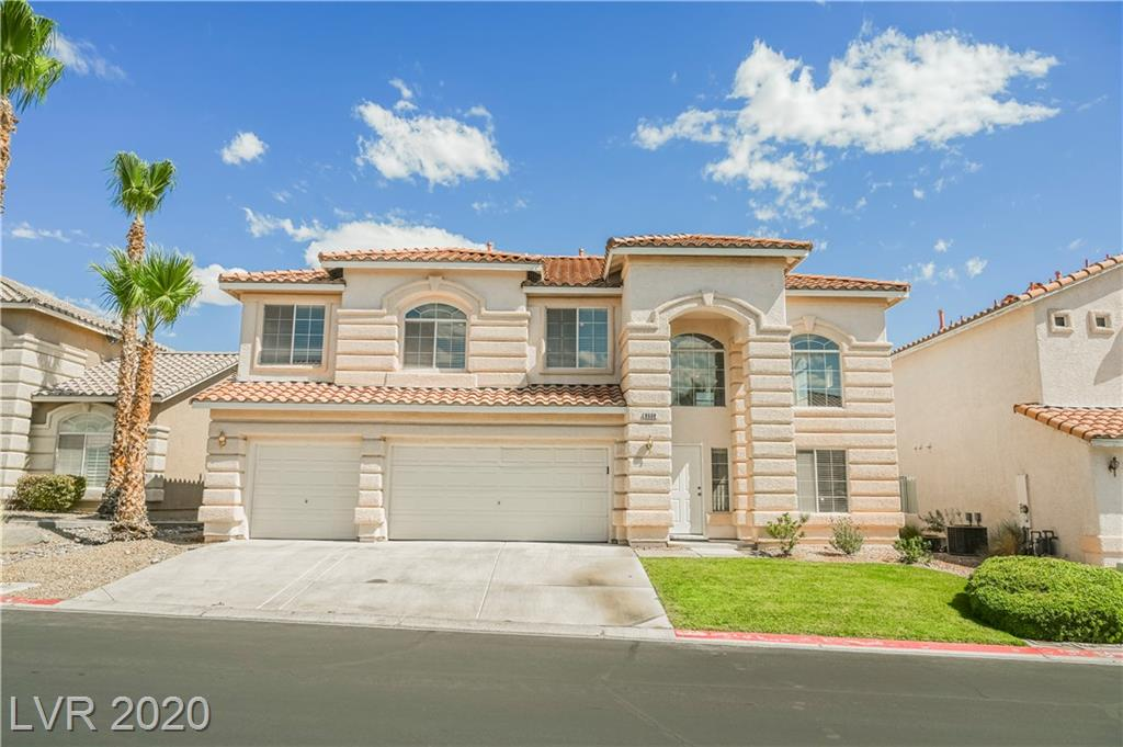 8608 Vivid Violet Avenue Property Photo - Las Vegas, NV real estate listing